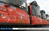 Троллейбусы, которым не нужны провода, вышли на дороги Нижнего Новгорода