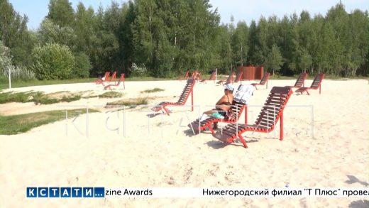 Завершились работы по благоустройству озера Сортировочное