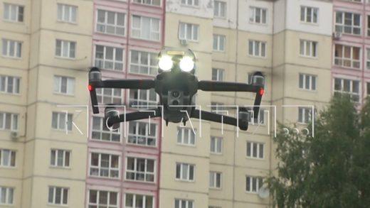 80-летнюю бабушку, которая заблудилась на болоте, нашли с помощью дрона с тепловизором