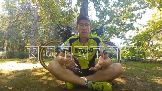 Чтобы помочь тяжелобольному ребенку, житель Дзержинска проехал 2000 км на велосипеде
