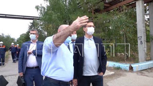 Глава города подключился к решению проблемы водоснабжения в Автозаводском районе