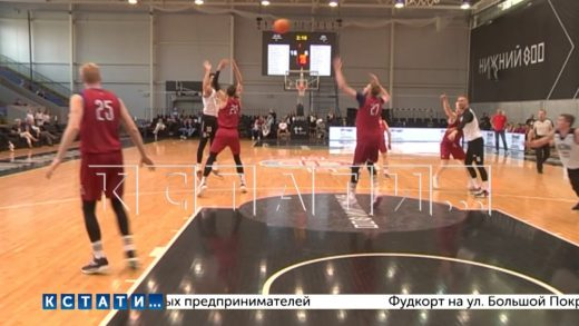 Нижегородские баскетболисты выиграли турнир памяти Александра Хайретдинова