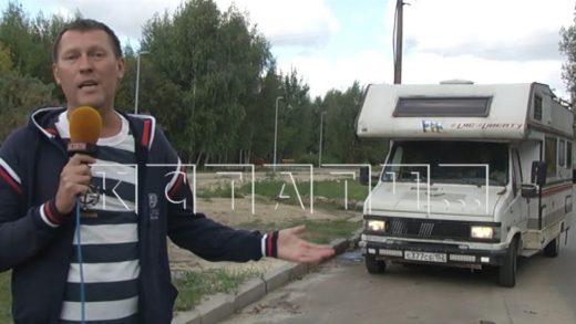 Поменял речную яхту на дом на колесах пенсионер дальнего плавания
