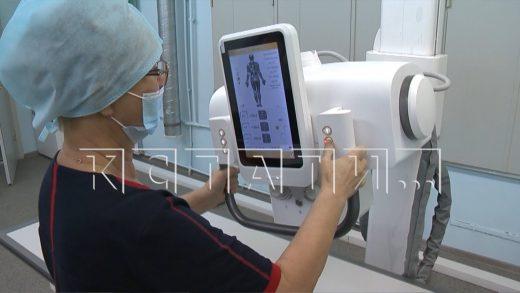 Продолжается переоснащение нижегородских больниц новым оборудованием