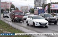Ремонт дорог в Нижнем Новгороде практически завешен