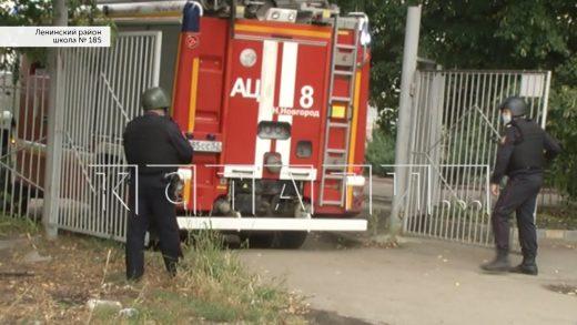 Телефонные террористы сорвали первый учебный день в Нижегородских школах