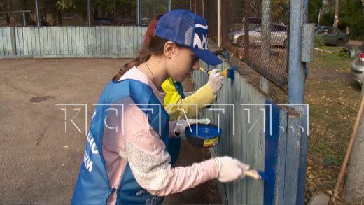 В Нижегородской области запущена программа по ремонту хоккейных коробок