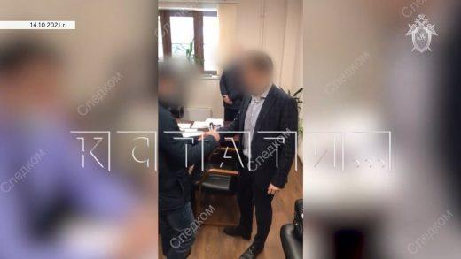 Арестован начальник управления министерства имущества, обыски у зам. директора фонда капремонта