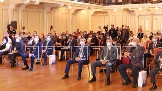 В Нижнем Новгороде проходит всероссийский форум городов Трудовой доблести